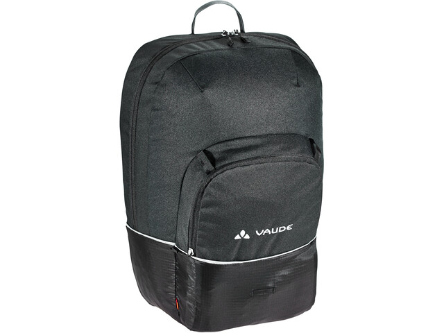 VAUDE Cycle 22 Mochila 2en1, black uni